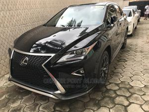 Lexus RX 2016 350 F Sport AWD Black   Cars for sale in Lagos State, Isolo