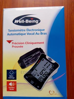 TALKING Blood Pressure Monitor   Medical Supplies & Equipment for sale in Edo State, Benin City