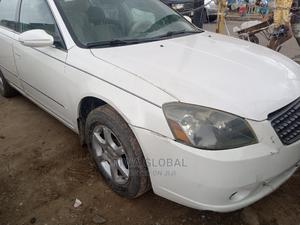 Nissan Altima 2005 White   Cars for sale in Lagos State, Abule Egba