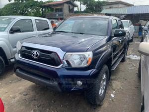 Toyota Tacoma 2010 Access Cab V6 Blue | Cars for sale in Lagos State, Apapa