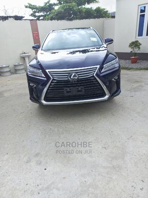 Lexus RX 2016 Blue   Cars for sale in Lagos State, Surulere