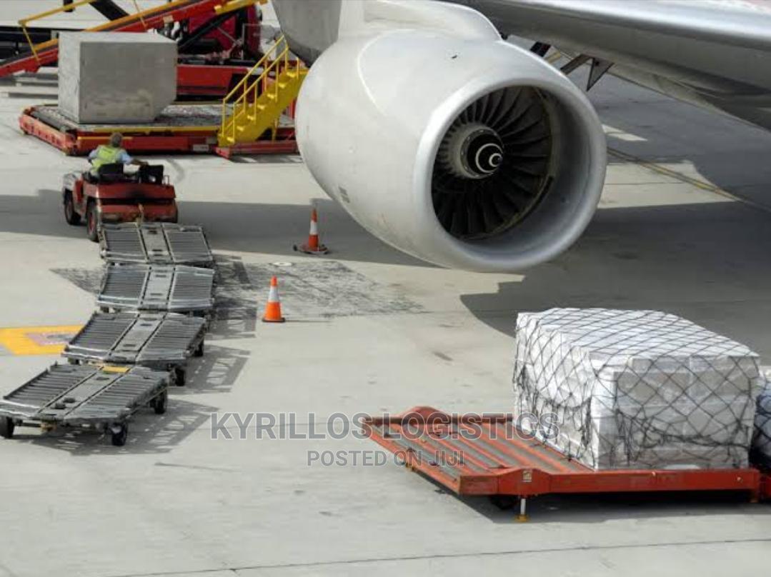 Nigeria to Tanzania Door to Door Delivery