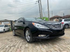 Hyundai Sonata 2011 Black   Cars for sale in Lagos State, Ikeja