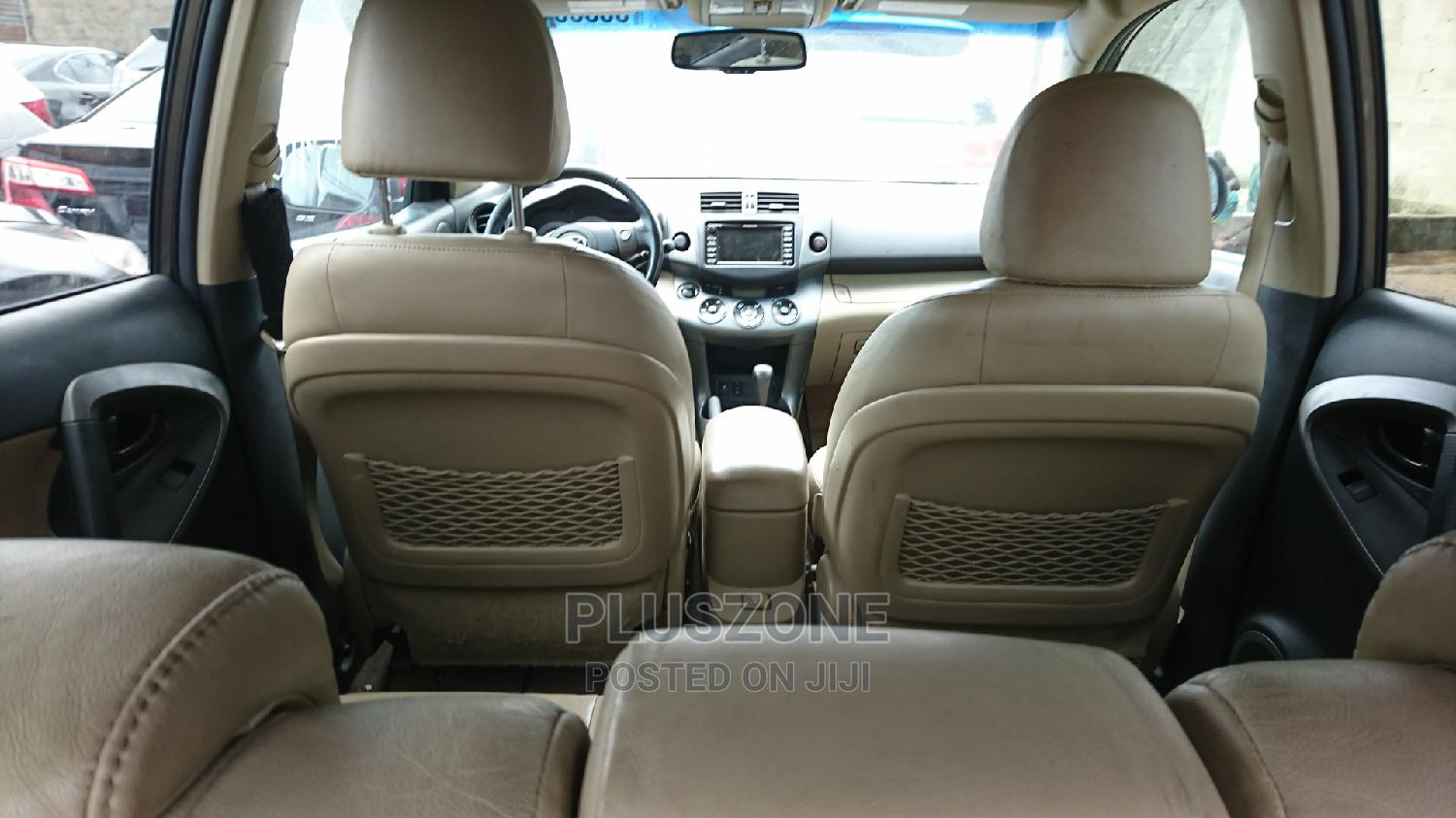 Archive: Toyota RAV4 2011 Limited Brown