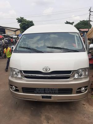 2010 Toyota Hiace Bus Hummer 3 Automatic   Buses & Microbuses for sale in Lagos State, Ikeja