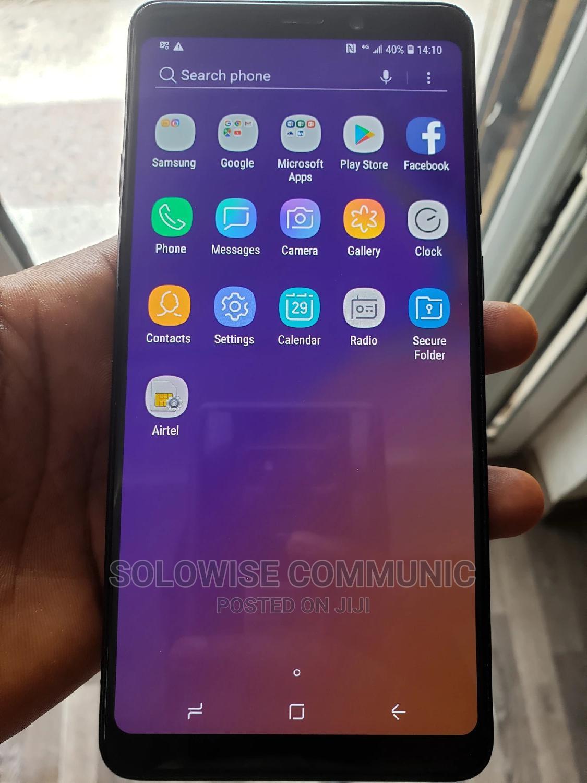 Archive: Samsung Galaxy A9 128 GB Black