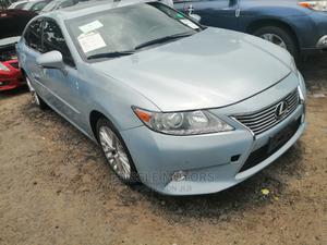 Lexus ES 2014 350 FWD Blue | Cars for sale in Lagos State, Apapa