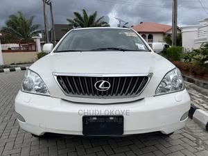 Lexus RX 2009 350 AWD White | Cars for sale in Lagos State, Amuwo-Odofin