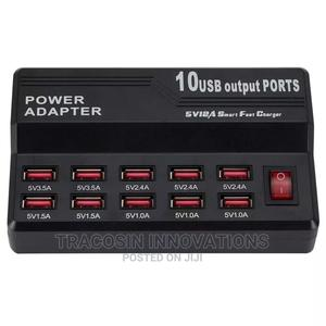 USB Fast Charger Hub | Accessories & Supplies for Electronics for sale in Lagos State, Yaba