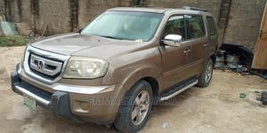 Honda Pilot 2010 Gray   Cars for sale in Lagos State, Isolo