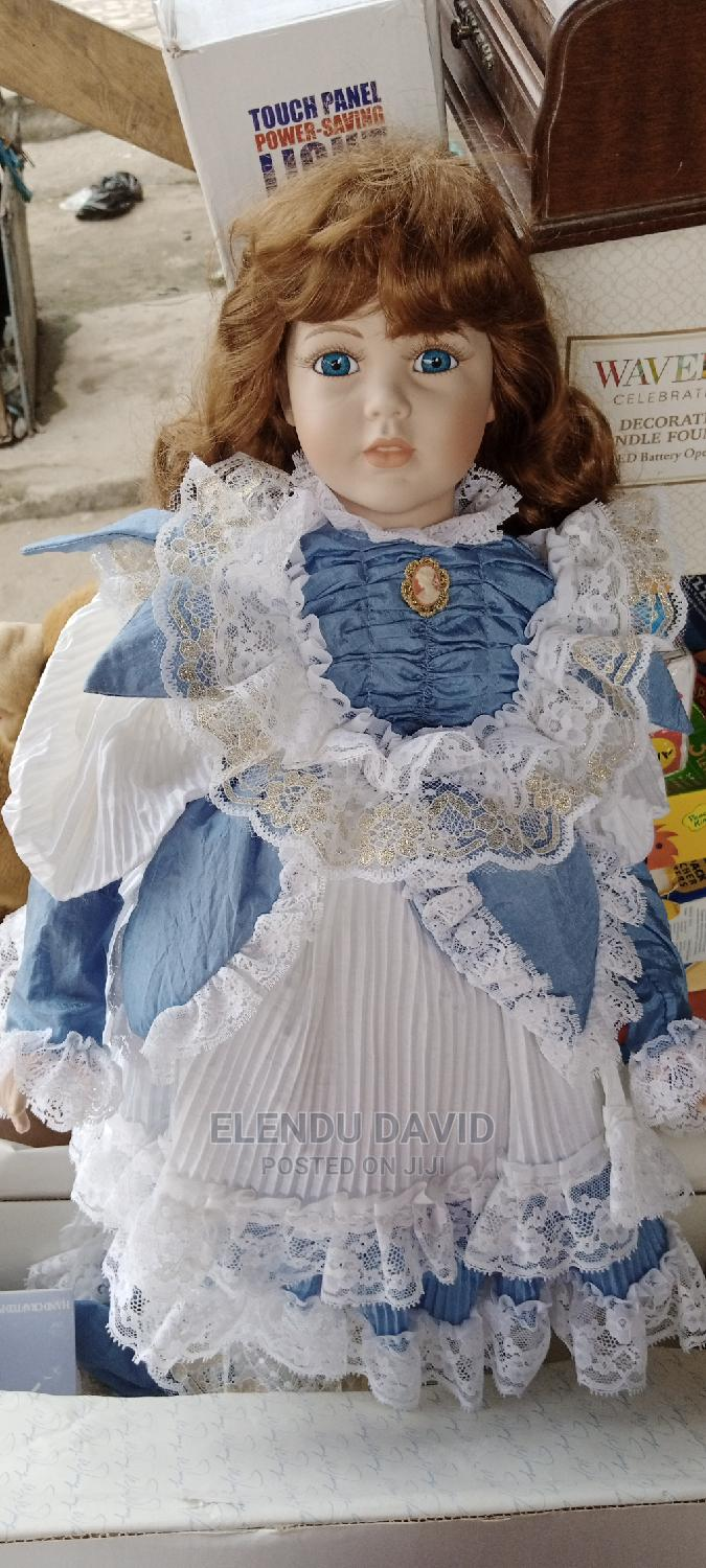 Imported Toy Doll   Babies & Kids Accessories for sale in Amuwo-Odofin, Lagos State, Nigeria