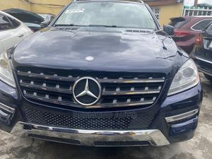 Mercedes-Benz M Class 2015 Blue | Cars for sale in Lagos State, Surulere