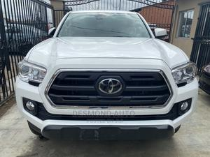 Toyota Tacoma 2019 TRD Off Road White   Cars for sale in Lagos State, Surulere