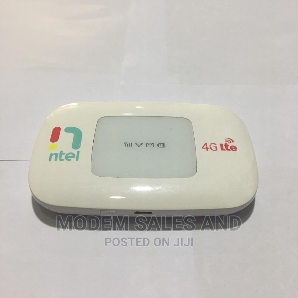 NTEL Superfast 4G LTE Pocket Mobile Wifi Hotspot M028T Modem