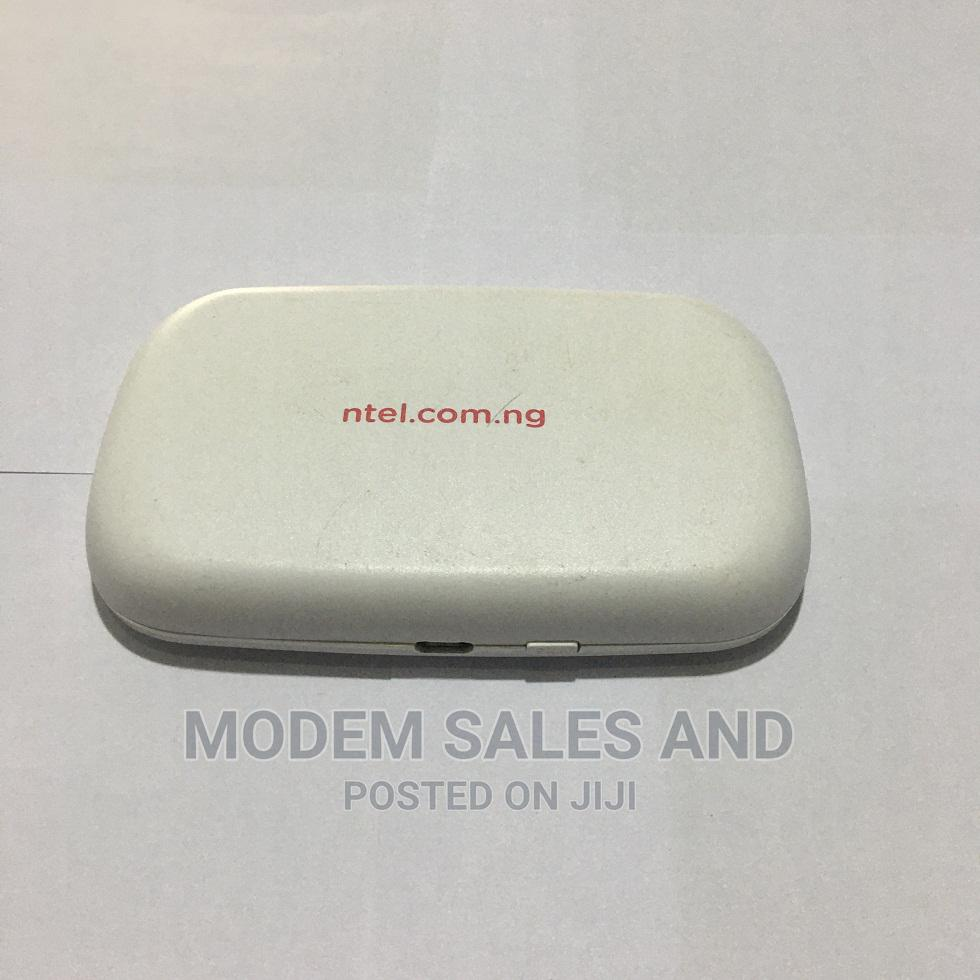 NTEL Superfast 4G LTE Pocket Mobile Wifi Hotspot M028T Modem   Networking Products for sale in Ikeja, Lagos State, Nigeria