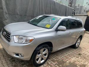 Toyota Highlander 2009 Limited 4x4 Silver   Cars for sale in Lagos State, Lekki