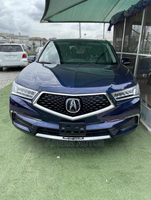 Acura RDX 2020 Base SH-AWD Blue | Cars for sale in Lagos State, Ikeja