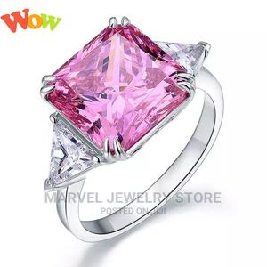 Solid 925 Sterling Silver Engagement Ring | Wedding Wear & Accessories for sale in Osun State, Ife