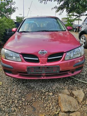 Nissan Almera 2003 Red   Cars for sale in Abuja (FCT) State, Gwarinpa