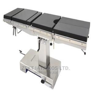Heyer Radioluscent Manual Operating Table Model Op750 | Medical Supplies & Equipment for sale in Lagos State, Alimosho