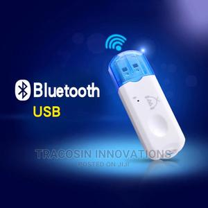 USB Wireless Bluetooth Audio Stereo Music Receiver Adapter | Accessories & Supplies for Electronics for sale in Lagos State, Yaba