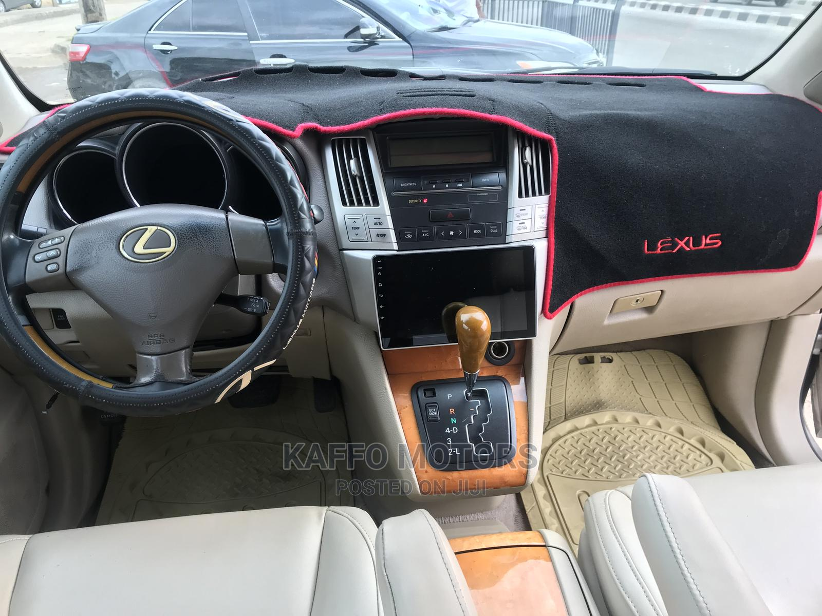 Lexus RX 2005 Gold | Cars for sale in Ikeja, Lagos State, Nigeria