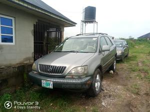 Lexus RX 2000 Gray | Cars for sale in Lagos State, Ifako-Ijaiye