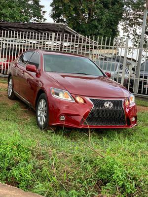 Lexus GS 2007 350 4WD Red | Cars for sale in Enugu State, Enugu