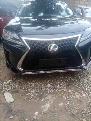 Lexus RX 2010 Black | Cars for sale in Abuja (FCT) State, Garki 2