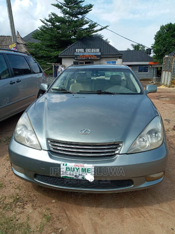 Lexus ES 2003 300 Green