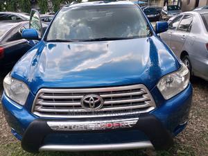 Toyota Highlander 2008 Blue   Cars for sale in Abuja (FCT) State, Garki 2
