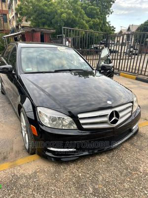 Mercedes-Benz C350 2008 Black | Cars for sale in Lagos State, Amuwo-Odofin