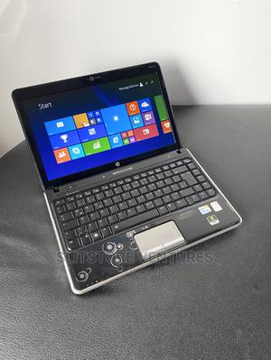 Laptop HP Pavilion Dv3 4GB Intel Core 2 Duo HDD 320GB   Laptops & Computers for sale in Lagos State, Oshodi