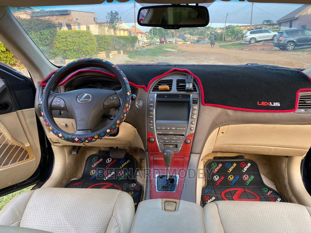 Lexus ES 2008 350 Black   Cars for sale in Lugbe District, Abuja (FCT) State, Nigeria