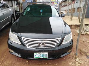 Lexus LS 2010 460 L Black | Cars for sale in Lagos State, Ikorodu