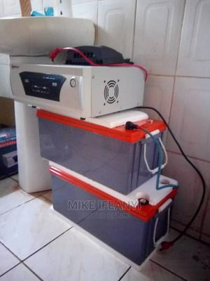 2.3kva Inverter Microtek | Solar Energy for sale in Abuja (FCT) State, Wuse 2