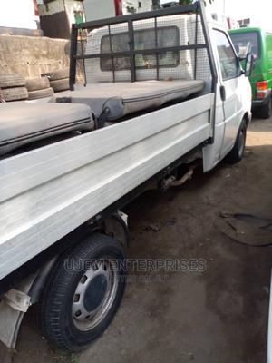 Volkswagen T4 Pickup 2000 Model Petrol | Buses & Microbuses for sale in Lagos State, Apapa