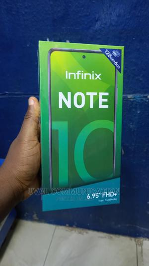 New Infinix Hot 10 128 GB Black | Mobile Phones for sale in Lagos State, Ikeja