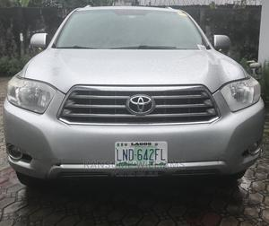 Toyota Highlander 2010 Silver | Cars for sale in Rivers State, Port-Harcourt