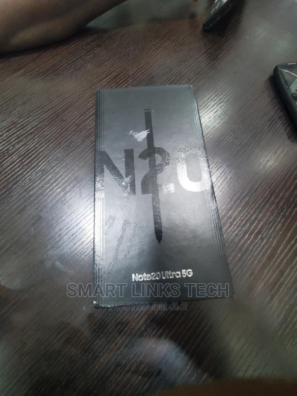 Archive: Samsung Galaxy Note 20 Ultra 5G 128GB Black