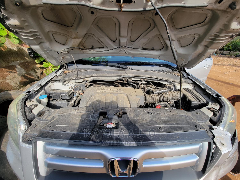 Archive: Honda Pilot 2006 EX-L 4x4 (3.5L 6cyl 5A) Silver