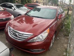 Hyundai Sonata 2015 Red   Cars for sale in Lagos State, Amuwo-Odofin