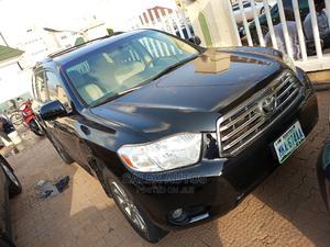 Toyota Highlander 2008 Limited Black   Cars for sale in Kaduna State, Kaduna / Kaduna State