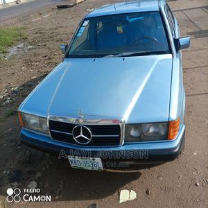 Mercedes-Benz 190E 1992 Blue | Cars for sale in Lagos State, Alimosho