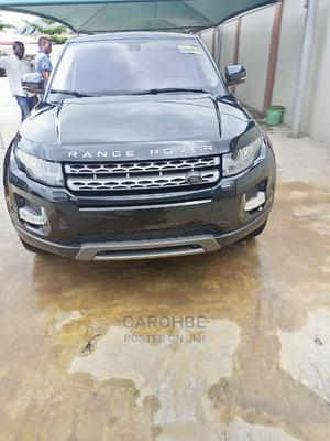 Land Rover Range Rover Evoque 2013 Black | Cars for sale in Lagos State, Maryland