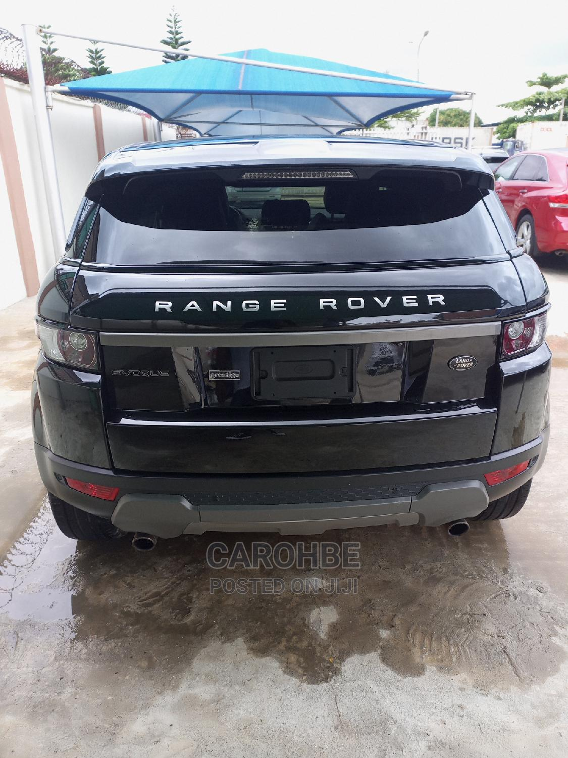 Land Rover Range Rover Evoque 2013 Black   Cars for sale in Maryland, Lagos State, Nigeria