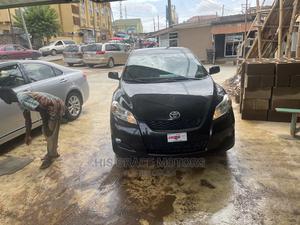 Toyota Matrix 2010 Black | Cars for sale in Oyo State, Ibadan