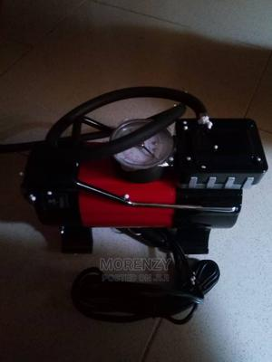 Portable Car Tyre Pump/Air Inflator | Vehicle Parts & Accessories for sale in Lagos State, Alimosho