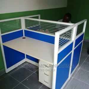 Quality Workstation Table by 2 | Furniture for sale in Lagos State, Ikoyi