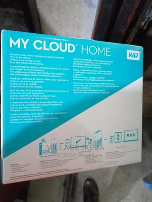 Wd My Cloud Home 8tb   Computer Hardware for sale in Lagos State, Ikeja